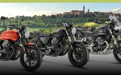 Moto Guzzi : 500 € d'accessoires gratuits